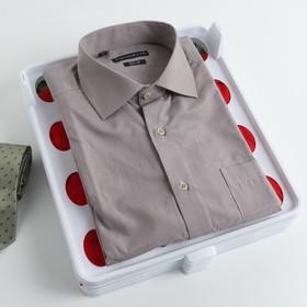 Органайзер для одежды 30×35,5×8,5 см, цвет МИКС - фото 4641315