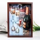 """Копилка """"Шампанское"""" 22,5х31,5 см"""