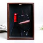 """Копилка """"Красное вино"""" 22,5х31,5 см"""