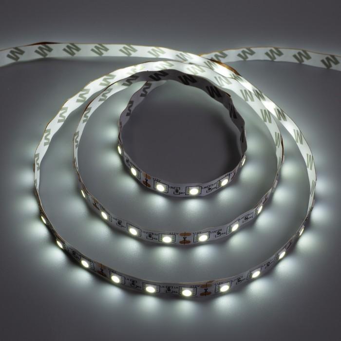 Светодиодная лента Ecola, 60Led/m, 14.4 Вт/м, 840 Лм/м, 14Lm/LED, 6000 К, IP20, 3 м,10 мм