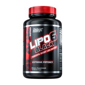 Жиросжигатель Nutrex LIPO 6 Black E.U. / 120 капс