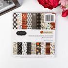 Набор бумаги для скрапбукинга Pebbles - Коллекция «SIMPLE LIFE» - 15х15 см (36 листов)
