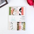 Набор бумаги для скрапбукинга Heidi Swapp - Коллекция « MAGNOLIA JANE» - 15х20 см (24 листа)   46711
