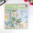Набор бумаги Floral - K&Company - 30.5х30.5 см - 36 листов