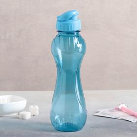 Бутылка QLux «Тренд», 7×7×23,5 см, цвет МИКС