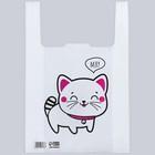 "Package-t-shirt ""Cute cat"" 28/10 × 45 cm"