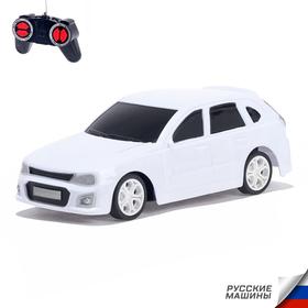 Машина радиоуправляемая «RUS Авто - Классика», цвет белый Ош