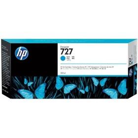 Картридж струйный HP 727 F9J76A голубой для HP DJ T1500/T1530/T2500/T2530/T920/T930 (300мл)   172480