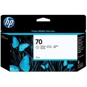 Картридж струйный HP №70 C9451A светло-серый для HP DJ Z2100/Z3100 (130мл)