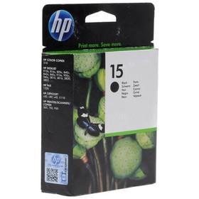 Картридж струйный HP №15 C6615DE черный для HP DJ 840C/3820 (500стр.)