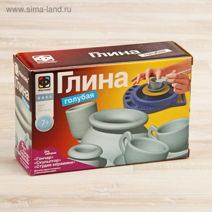 "Глина голубая, серия ""Гончар"""