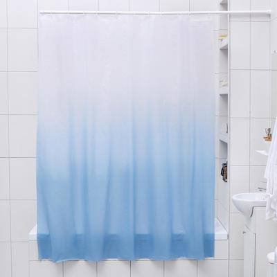"Штора для ванной ""Градиент"", 180х180 см, EVA"