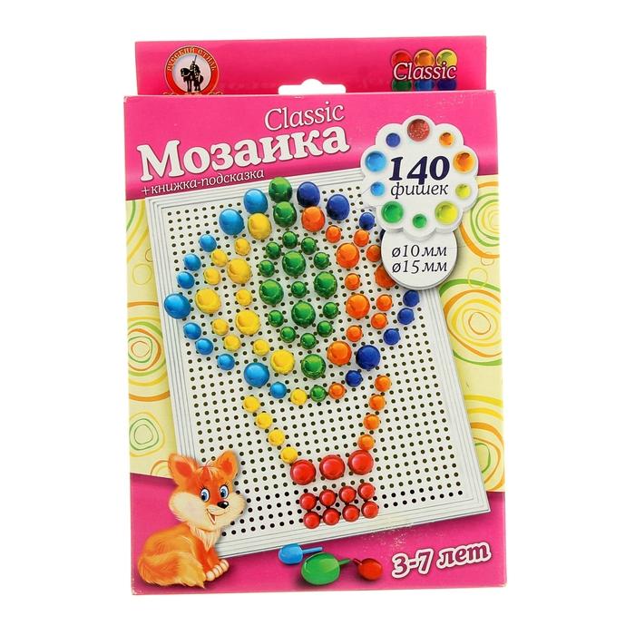 Мозаика настольная Classic, 140 элементов
