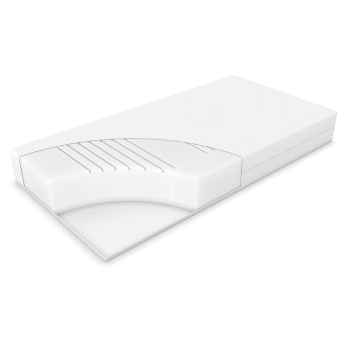 Матрас Comfort dream, размер 90 × 200 см, высота 12 см, микрофибра
