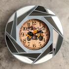 "Часы настенные, серия: Транспорт, ""Рудж"", 40х40 см,"