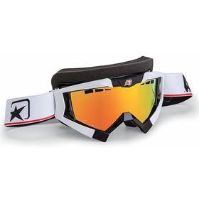 Маска снегоходная Ariete RC Snowmobile Top черн-бел