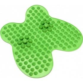 Коврик массажный рефлексологический для ног Bradex «Релакс ми», цвет зеленый