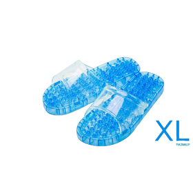 Тапочки массажные Bradex «Акупунктура», размер XL, 28 см