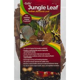 Листья индийского миндаля Caribsea JUNGLE LEAF 3 штуки в упаковке