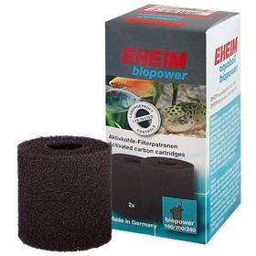Картридж для фильтра EHEIM AQUABALL BIOPOWER угольный, 2 шт/уп