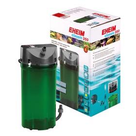 Фильтр внешний EHEIM CLASSIC 350 краны, губки + био наполнитель