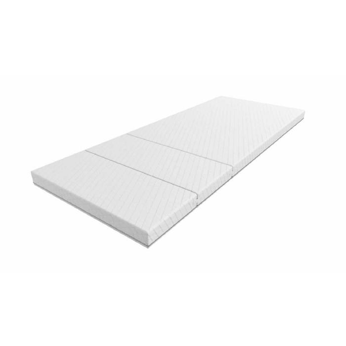 Матрас «Пёрышко» для раздвижной кровати, 80х130 см-80х165 см-200х80 см