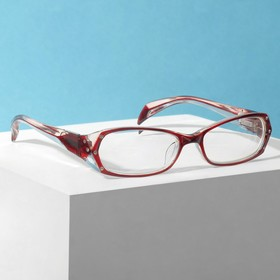 Glasses corrective 8852, color Burgundy, -4,5