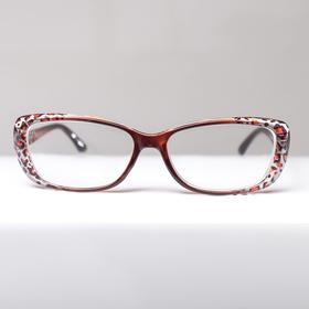 Glasses corrective FM 708 C146, color leopard, +6