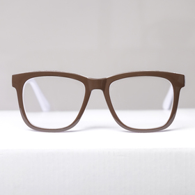 Glasses corrective Melorsh 017, color gray, -3,5