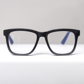 Corrective Melorsh 017 glasses, black, +3.5 mm