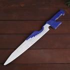 Деревянный клинок «Меч-крылья» 54 см - фото 105640463