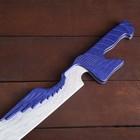 Деревянный клинок «Меч-крылья» 54 см - фото 105640464
