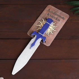 Деревянный клинок «Кинжал-крылья» 33,5 см