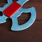 Деревянный клинок «Топор-рыцарь» 35 см - фото 105640485