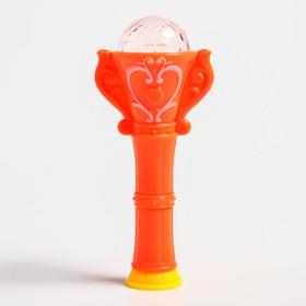 Развивающая игрушка «Микрофон - дудочка» цвет МИКС
