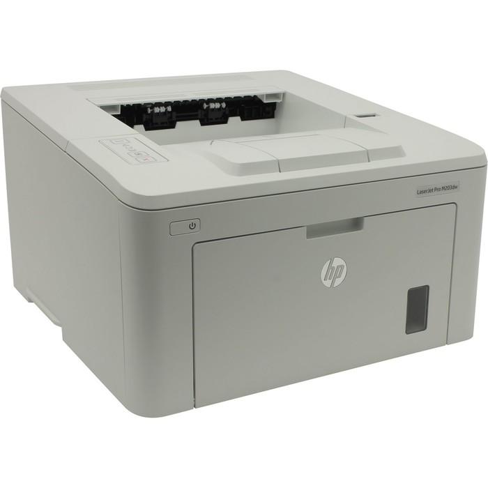 Принтер лаз ч/б HP LaserJet Pro M203dw A4 Duplex Net WiFi