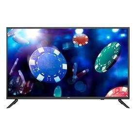 """Телевизор JVC LT-32M385, 32"""", 1366x768, DVB-T2/C/S2, 2xHDMI, 1xUSB, чёрный"""
