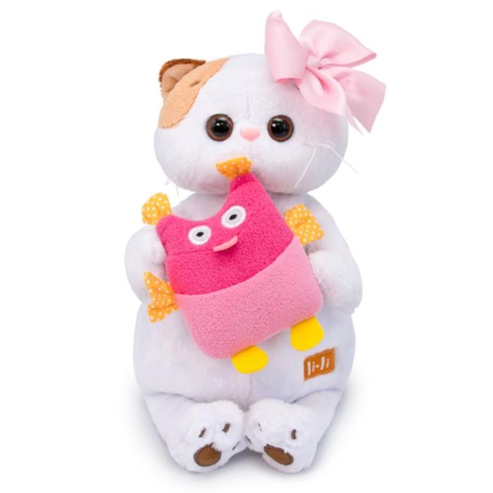 Мягкая игрушка «Ли-Ли с совой», 24 см - фото 4470480