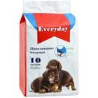 """Пеленки EVERYDAY """"Чистый хвост"""" для собак, гелевые, 60 х 60 см, 10 шт"""