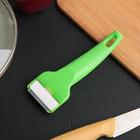 Скребок для чистки стеклокерамических плит, цвет МИКС - фото 4648380