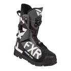 Ботинки FXR Helium Pro с утеплителем, размер 42, чёрный, серый