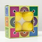 Набор бурлящих шаров Spa by Lara с экстрактом ромашки, 160 г (40г*4)