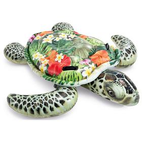 Игрушка для плавания «Черепаха», от 3 лет, 57555NP INTEX