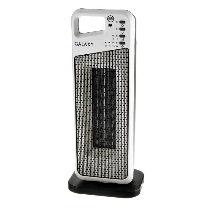 Тепловентилятор Galaxy GL 8177, 2000 Вт, керамический, функция вентилятора, таймер, вращение