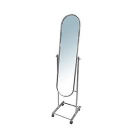 Зеркало напольное 160*40*40, цвет хром Ош