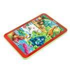 Планшет музыкальный «Весёлый зоопарк», звуковые эффекты, работает от батареек - фото 1039345