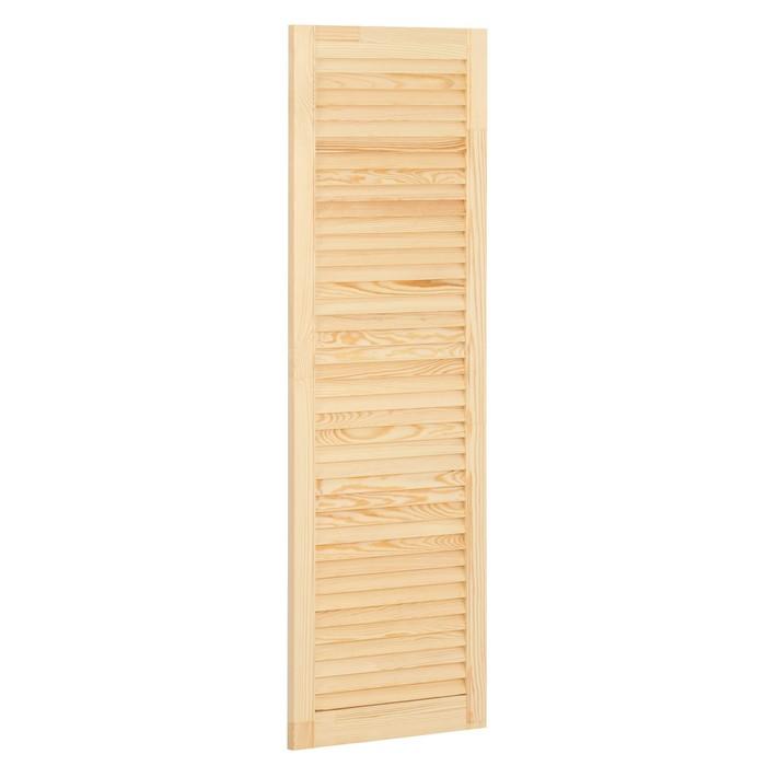 Жалюзийная дверь, 120,5×39,4см
