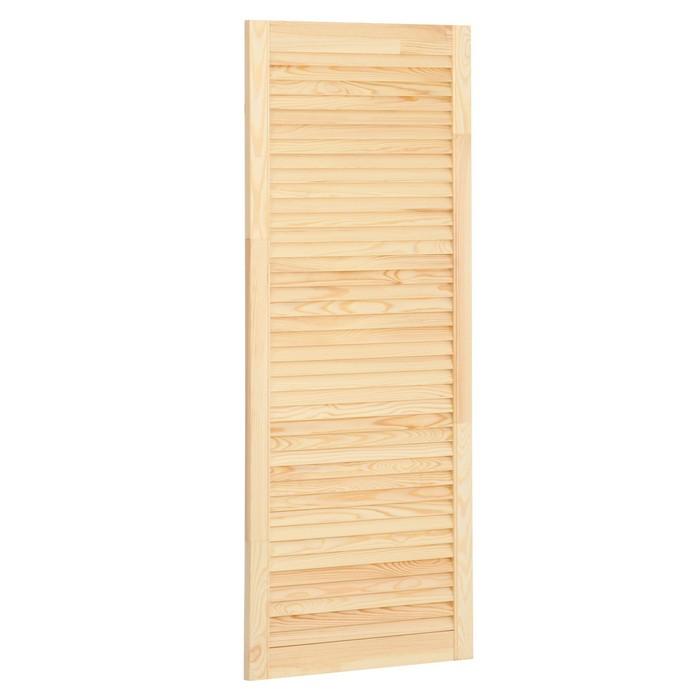 Жалюзийная дверь, 120,5×49,4см