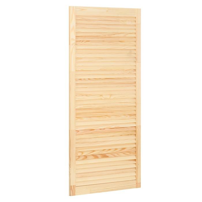 Жалюзийная дверь, 120,5×59,4см