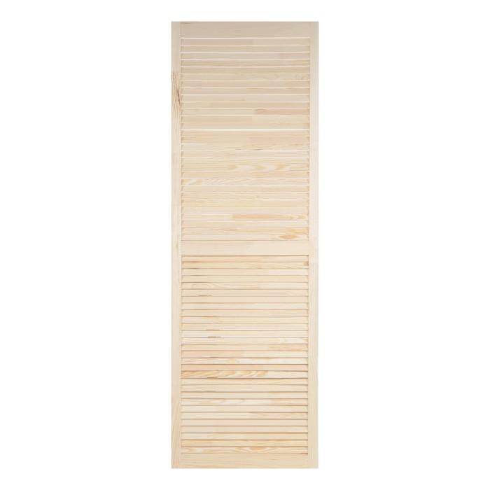 Жалюзийная дверь, 180,5×59,4см